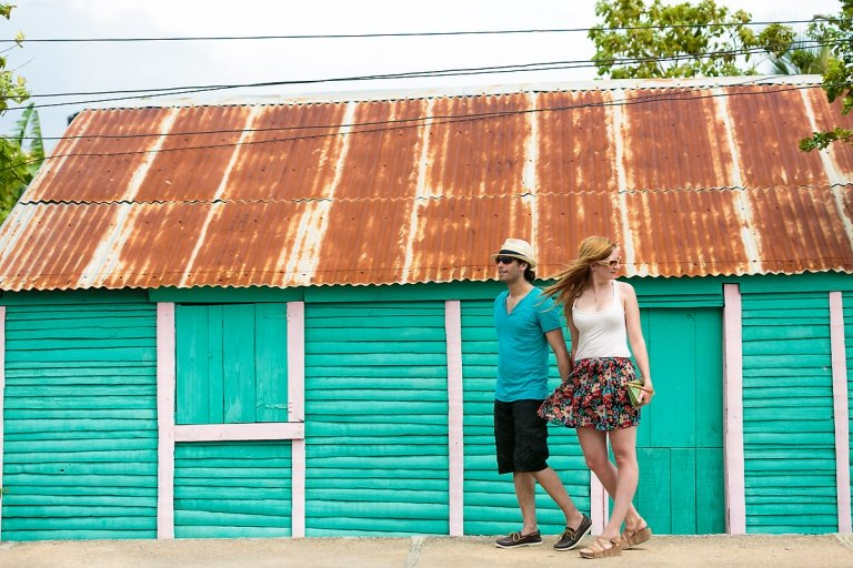 Punta Cana photographer Trash the Dress