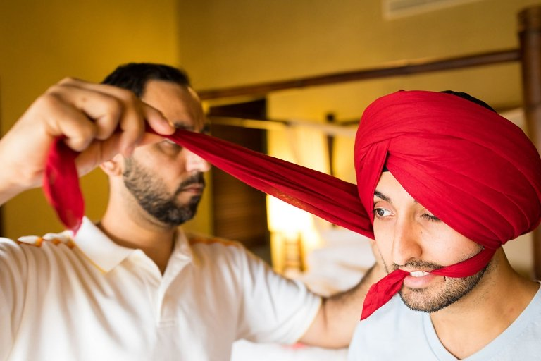 Sikh Wedding in Punta Cana