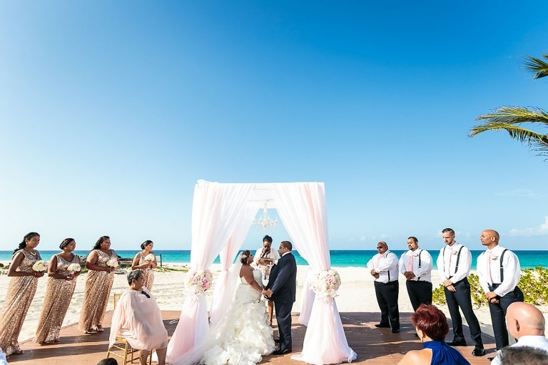Wedding at Hard Rock Punta Cana
