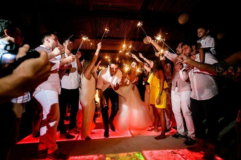 secrets cap cana wedding