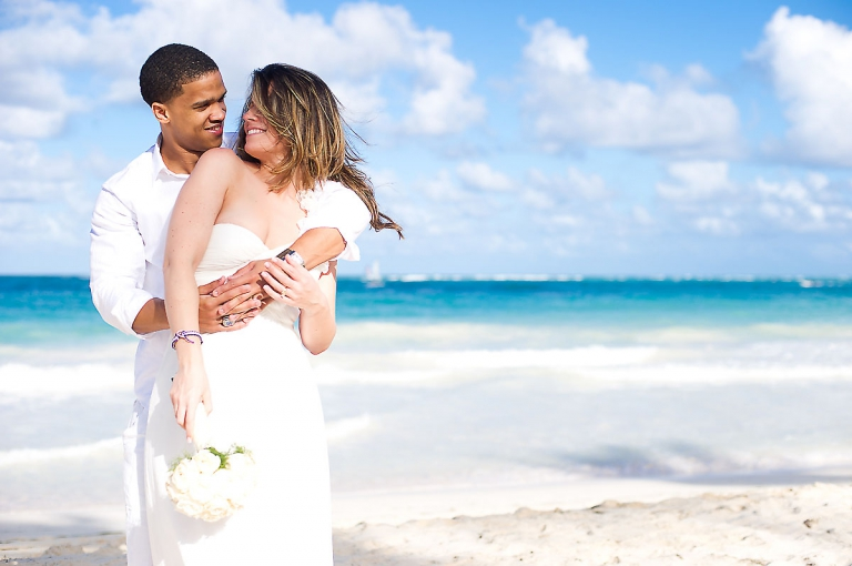 Punta Cana photographer Trash the Dress