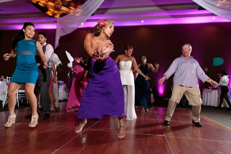 barcelo bavaro palace deluxe wedding reception ballroom