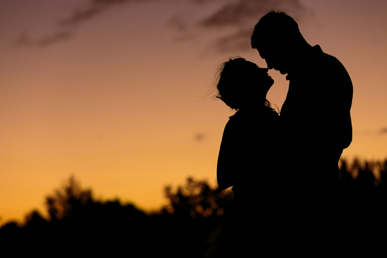 Punta Cana sunset wedding