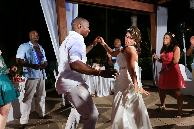 Majestic Colonial Wedding